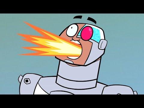 """Teen Titans Go! - """"Tamaranian Vacation"""" (clip)"""