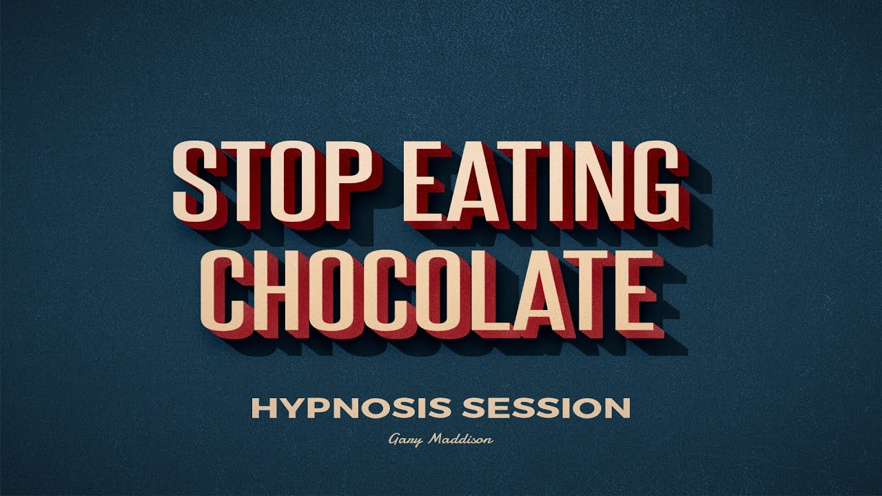 How To Stop Eating Chocolate