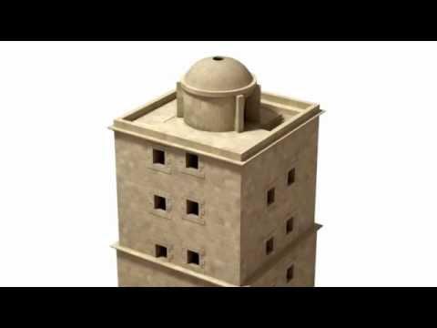 Evolución de la Torre de Hércules