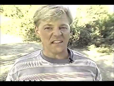 "KTXL 1994 ""Dare Dave"" News Promo To Challenge Sportscaster Dave Lloyd"