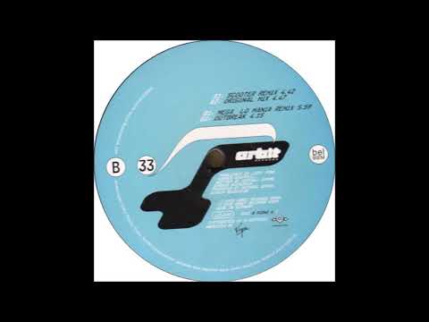Shahin & Simon - Do The Right Thing (Scooter Remix) -1995-