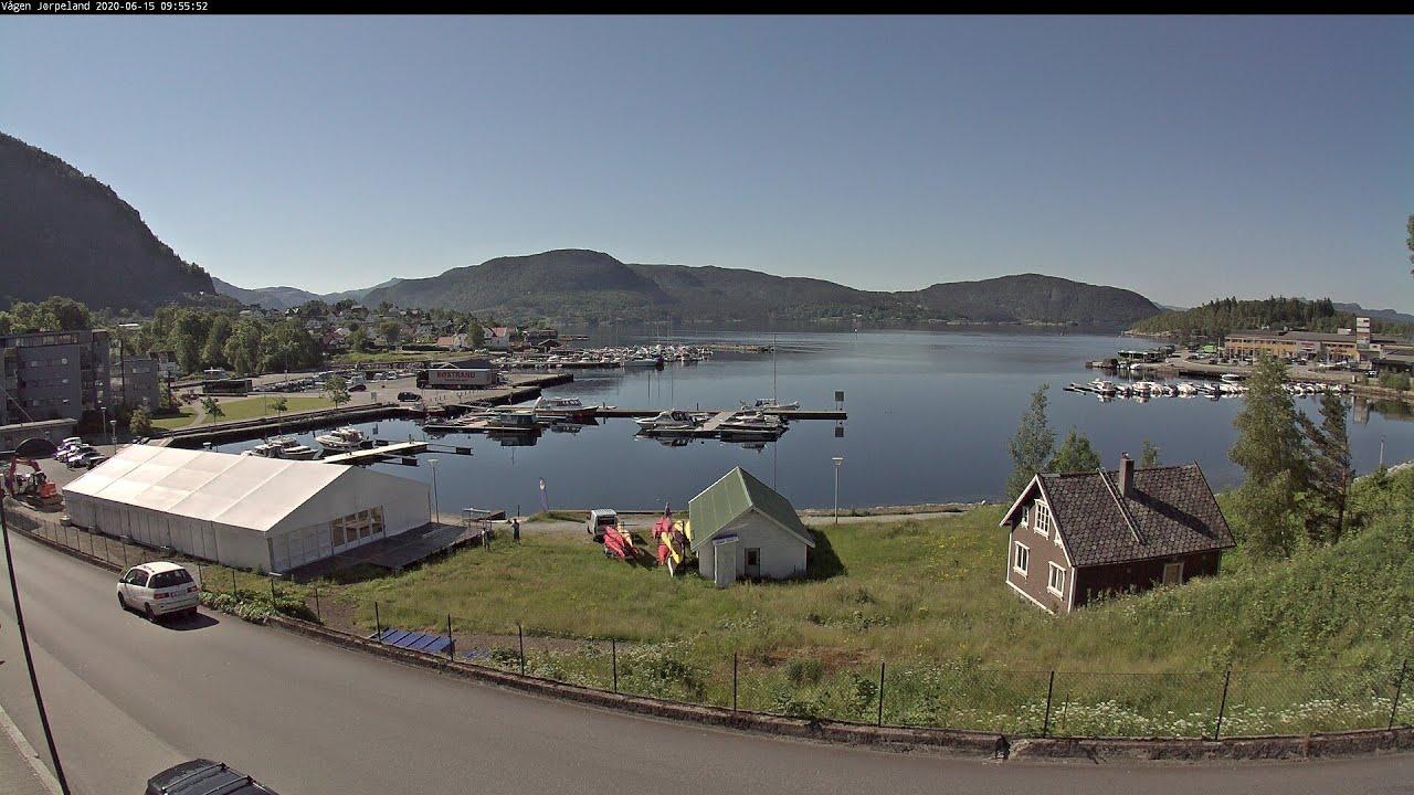 | Jørpeland | Webkamera 1