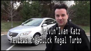Buick Regal Turbo Road Test & Review by Drivin' Ivan Katz