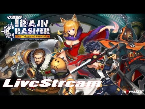 TrainCrasher (by SOFTMAX CO. LTD) - iOS / Android - HD LiveStream