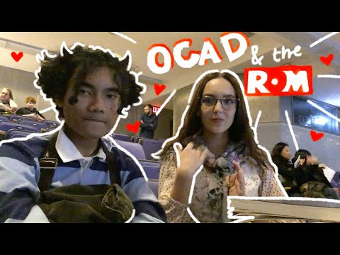 OCAD Vlog Hehe (& The ROM!!!)