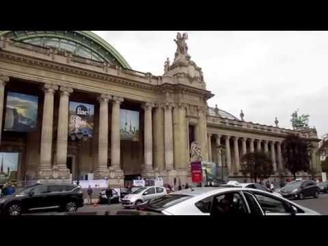 PARIS: Contemporary Art at FIAC, Grand Palais, & Petit Palais