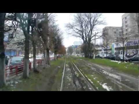 Трамвай Тверь Маршрут