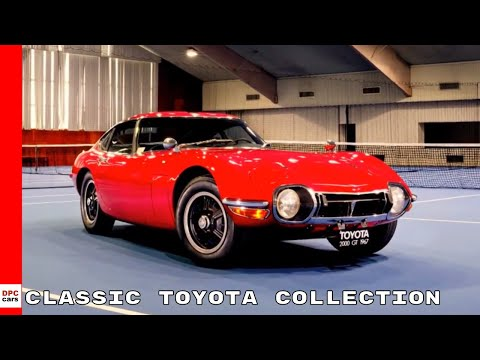 Classic Toyota Collection