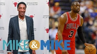 Is Pippen Or Wade A Better No. 2? | Mike & Mike | ESPN