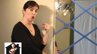 How To Remove A Wall Mirror - Hip Chicks