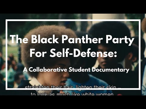 The Black Panther Party: A Student Documentary