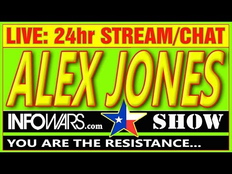 Download Youtube: LIVE: ALEX JONES 8/17/17 INFOWARS @ 3:30pm CST: REAL NEWS!