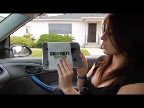 Kat Gunn at the Call of Duty XP