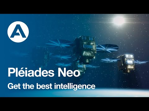 Get the best intelligence for your critical missions with Pléiades Neo.