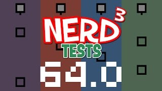 Nerd³ Tests... 64.0 - Little Tiffany