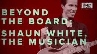 Beyond The Board With Shaun White The Musician