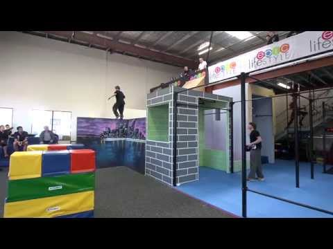 Free Running | Parkour Demonstration | Perth, Western Australia