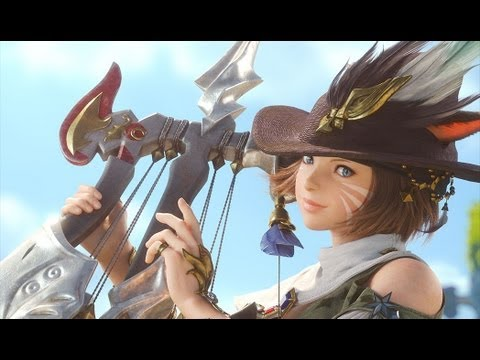 Final Fantasy XIV A Realm Reborn Interview With Naoki