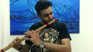 Man mandira flute cover - kkg by Mihir Vaidya.