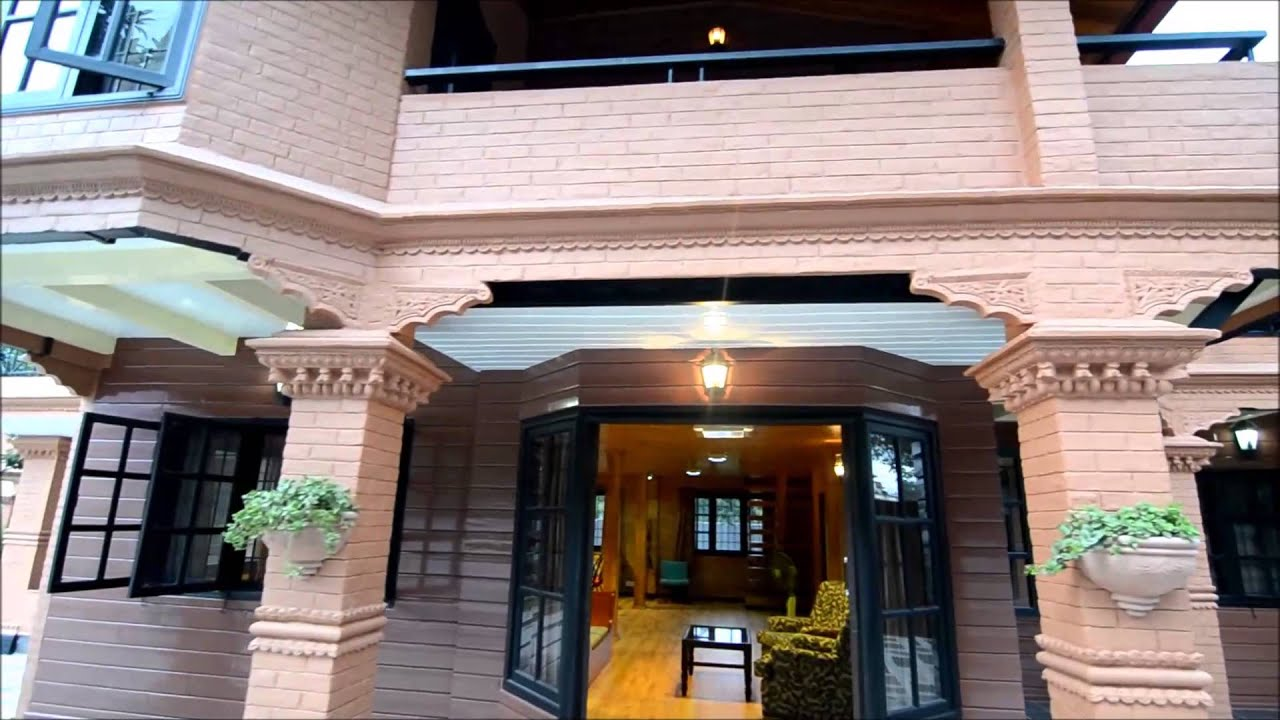 House on rent at manbhawan lalitpur kathmandu nepal for Modern house design in nepal