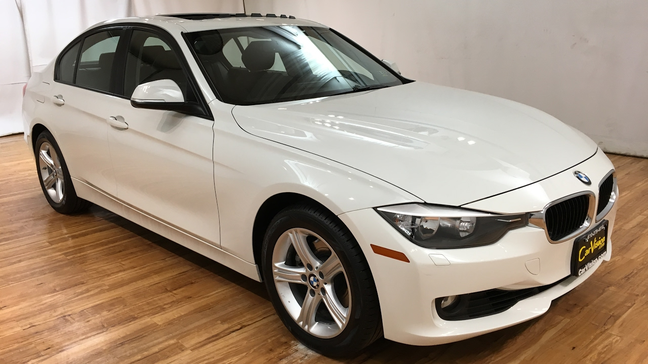 BMW I XDrive PREMIUM PACKAGE COLD WEATHER PACKAGE NAV - Bmw 328si