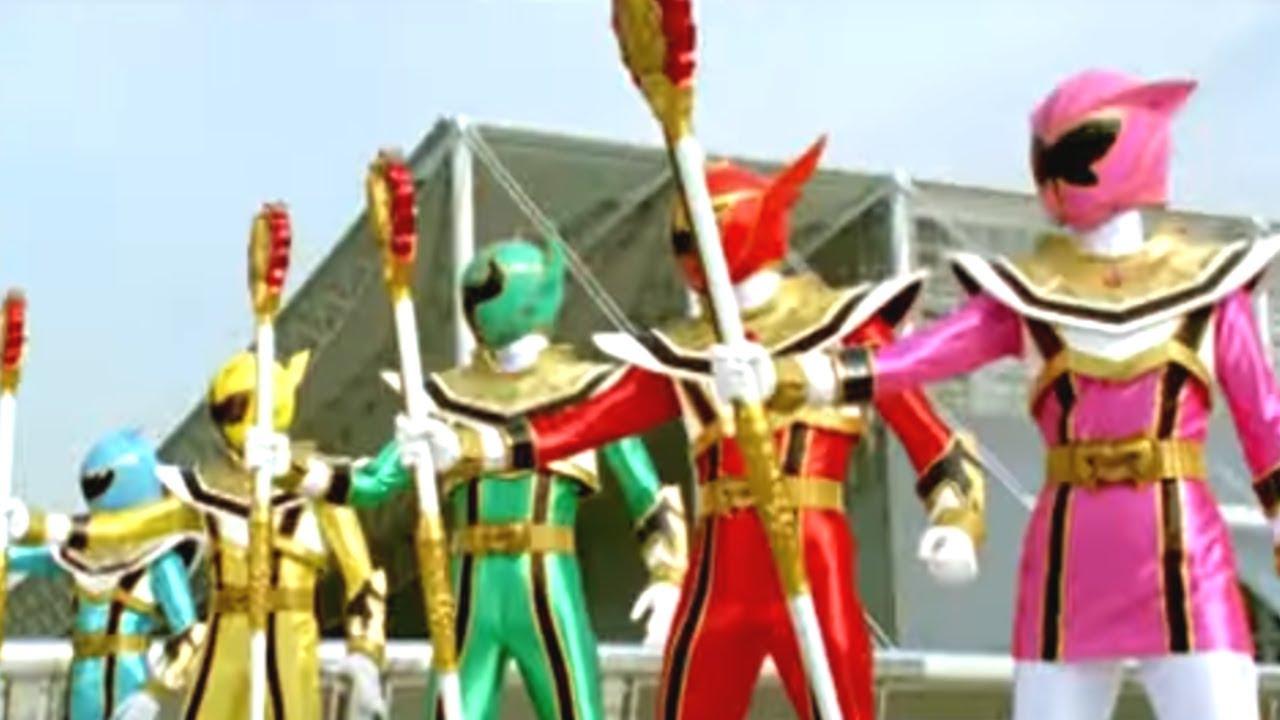 Unleashing the Manticore Megazord | Mystic Force | Power Rangers Official