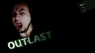 Прохождение Outlast - #5 Несу чушь! Было очень страшно!! ;p
