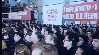 Вторая русская революция (1991г.) 1 серия: Появление Горбачёва
