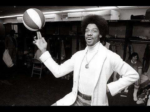 The Face of the ABA: Dr J