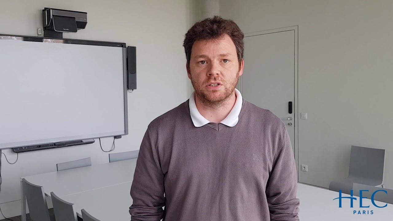 Interview avec Cédric Enguehard, fondateur de Dyameo, un projet HEC Challenge Plus
