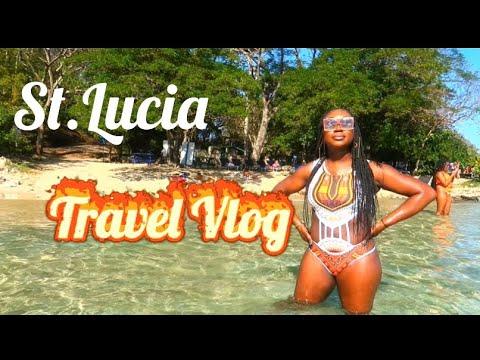 Vacation 2020: St.Lucia | Vina Vies| Travel Vlog: