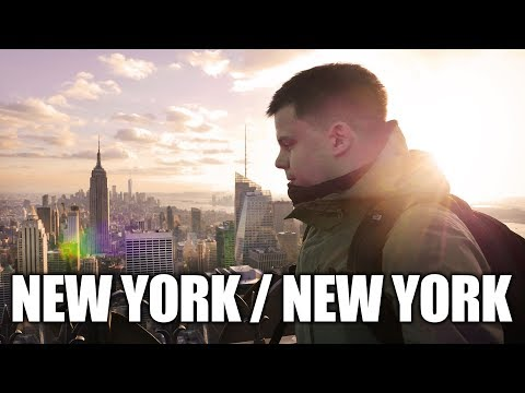 My Favorite City So Far / Places To Visit In New York City