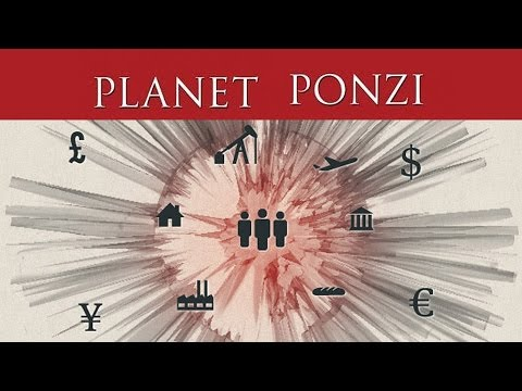 Planet Ponzi Bubble about to Burst! World Debt Unsustainable