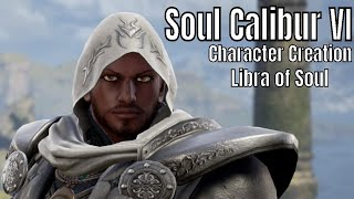 Soul Calibur VI: Character Creation Libra of Soul