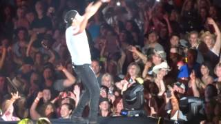 Luke Bryan Country Girl ( Shake It For Me ) Live June 2014 Pittsburgh PA