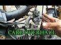 Paano Mag-overhaul ng Karburador ng Motor ll Carburetor Tuning ll carburetor Overhaul