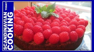 How To Make A Mazarin Cake