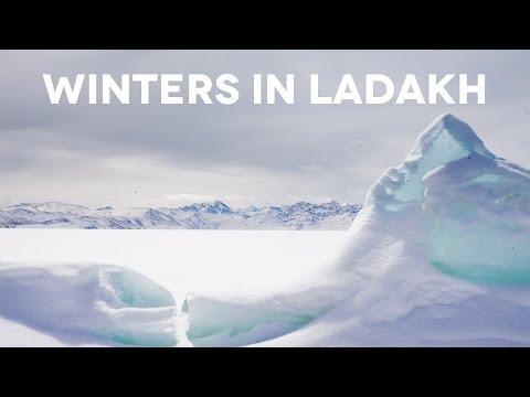 Winters in Ladakh - A Teaser Timelapse
