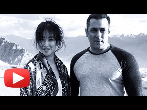 FIRST LOOK : Salman Khan With Chinese Actress Zhu Zhu | Tubelight Movie 2017