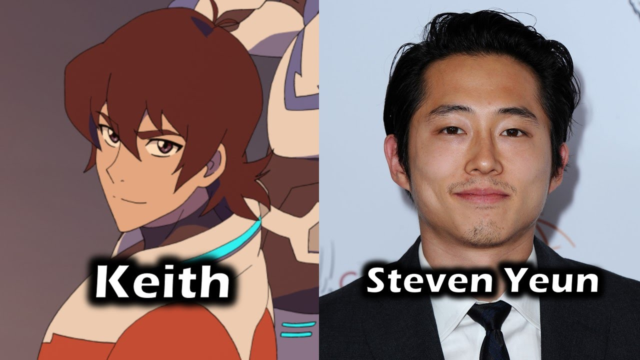 Download Characters and Voice Actors - Voltron: Legendary Defender (Season 1)