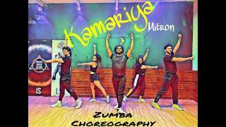 Kamariya - Mitron | Zumba Fitness Choreography | Prasad Mahadik