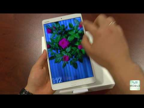 Знакомство с планшетом Huawei MediaPad M3