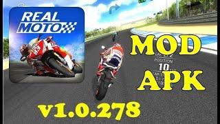 Real Moto v1.0.278 Apk Mod  Dinero infinito