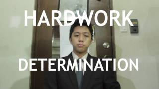 Video Resume for Fresh Graduates