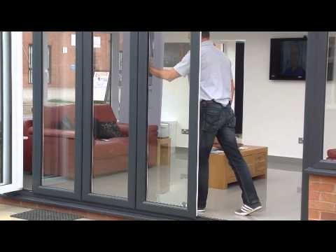 The New Wave Door - the amazing uPVC Slide and Swing Patio Door System -  Better than a BiFold!! (2)