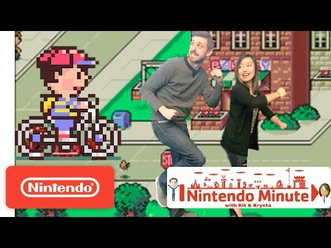 EarthBound: Backlog Buster! - Nintendo Minute