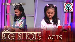 Little Big Shots Philippines: Speed Stacking Duo | Speed Stacker Duo