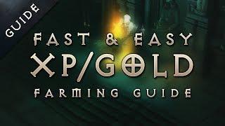 Diablo 3: Reaper of Souls Fast Leveling, Gold Farming Exploit Guide: Matriarch's Bones