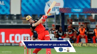 ABD's Absolute Demolition Against Rajasthan Royals