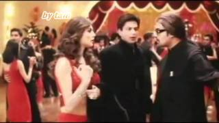 Спецназ. Я рядом с тобой...SRK & Sushmita
